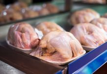Chlorine treated chickens will undermine British poultry sector