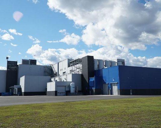 Valio inaugurates 'world's most modern' snack plant