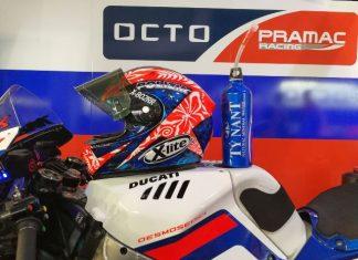 Tŷ Nant sponsors Danilo Petrucci for MotoGP World Championships
