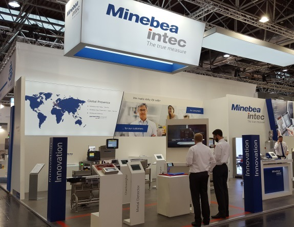 Minebea Intec to present new products at PPMA