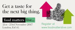 Food Matters Live – events – nov 2017