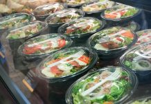UK's food-to-go sector worth £23bn by 2022