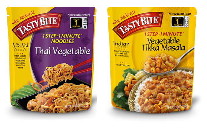 Mars to acquire majority stake in Asian food brand Tasty Bite