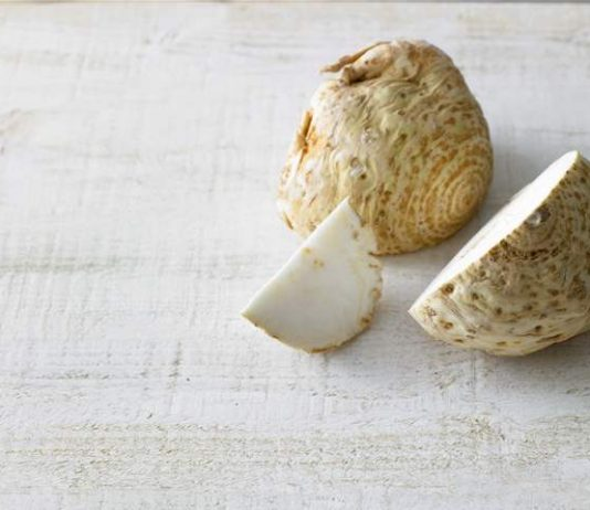 Waitrose launch celeriac rice in UK first