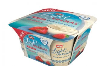 Müller boosts yoghurt offering as part of £100m investment