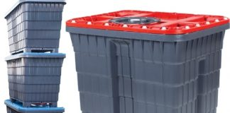 Multitank ideal space saving solution to reduce carbon footprint