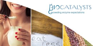 Biocatalysts launch enzyme panel for sugar reduction at FIE17