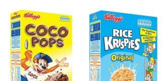 Kellogg curbs sugar in top three kid's cereals
