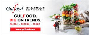 Gulfood – events – feb 2018