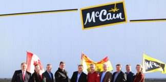 McCain Foods open $65m potato production line
