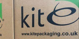 Kite launch 'tough but lightweight' correx sheets