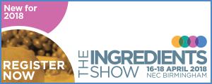 Ingredients Show – April 2018