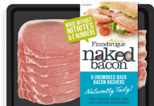 Nitrite-free bacon hits shelves in UK first