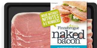 Finnebrogue boosting nitrite-free bacon production