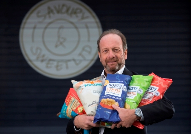 Burts Potato Chips acquires Savoury & Sweet