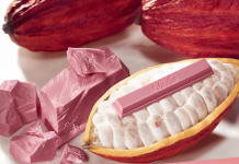 Nestlé launch Ruby chocolate KITKAT