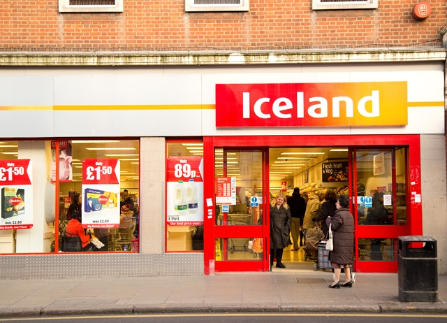 Iceland reveals 29% reduction in plastic packaging use