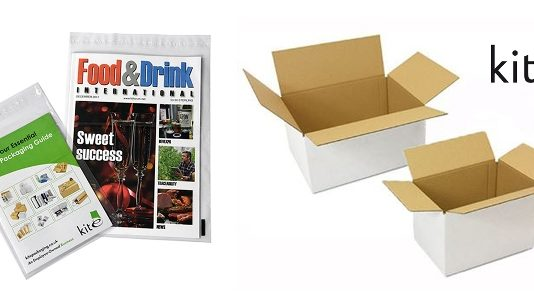 Kite Packaging extend box and postal range