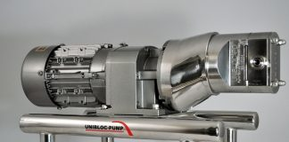 HpE pump solutions for the food industry