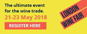 London Wine – Events – may 2018