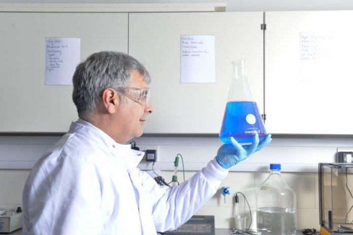 Scot Bio raises £2m to advance natural blue food colourant
