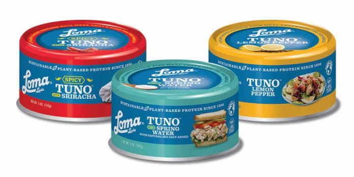 Plant-based canned tuna alternative makes a splash in US