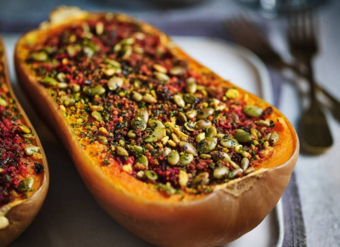 Growing vegan trend sees a merry meat-free Christmas