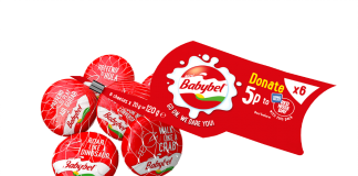 Mini Babybel launch limited-edition charity packs