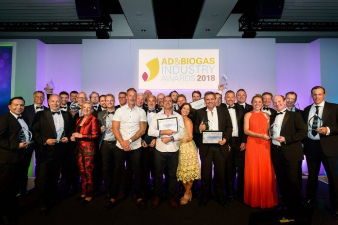 Applications now open for anaerobic digestion industry awards