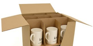 Kite Packaging provides the ultimate segmented in-the-box protection