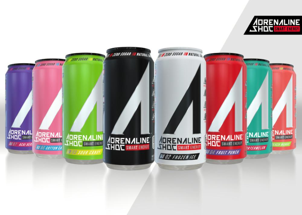 Beverage entrepreneur launches 'smart energy' drink