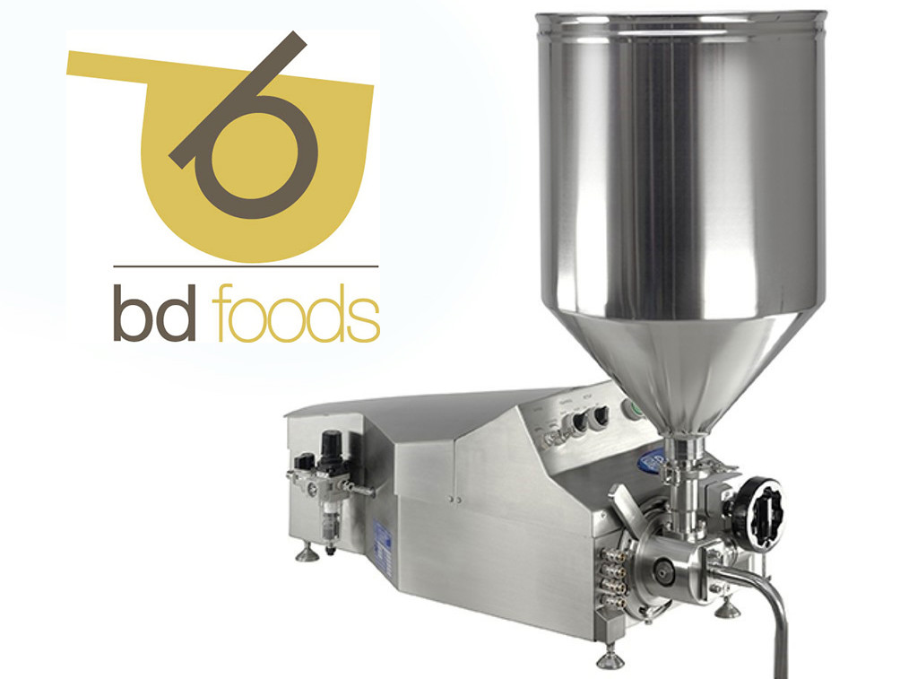 BD Foods and Adelphi – a match made in heaven