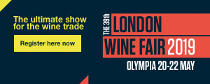London Wine Fair – Events – May 2019
