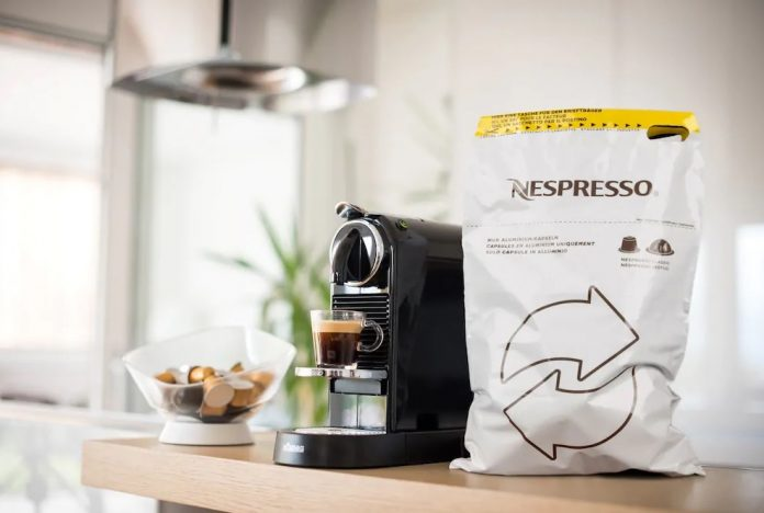 Nespresso calls for collaboration on aluminium recycling scheme