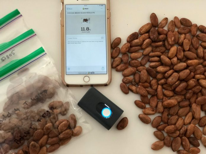 Olam Cocoa boosts quality & traceability with smart sensor tech