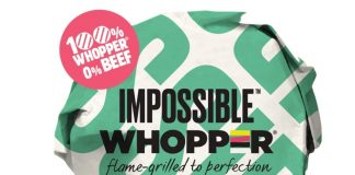 Impossible Burger to roll out in Burger King restaurants across US
