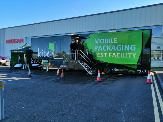 Kite Packaging successfully expanding into Northeast