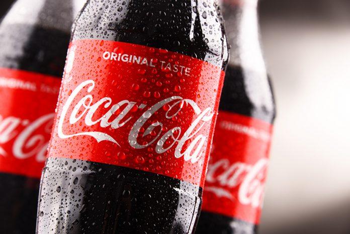 Major increase in recycled plastic for Coca-Cola in Australia