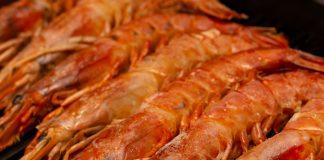 Waitrose developing food film from langoustine shells