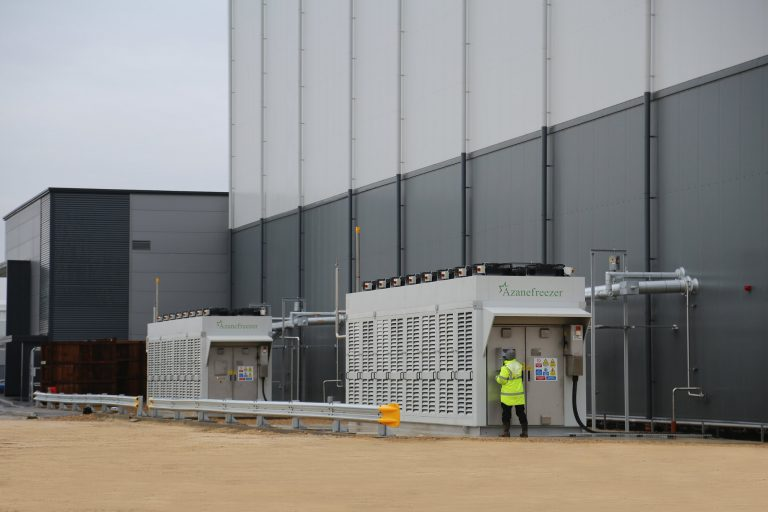 Azanefreezer 2.0 set to revolutionise cold storage and food processing with industry's lowest energy consumption figures to date
