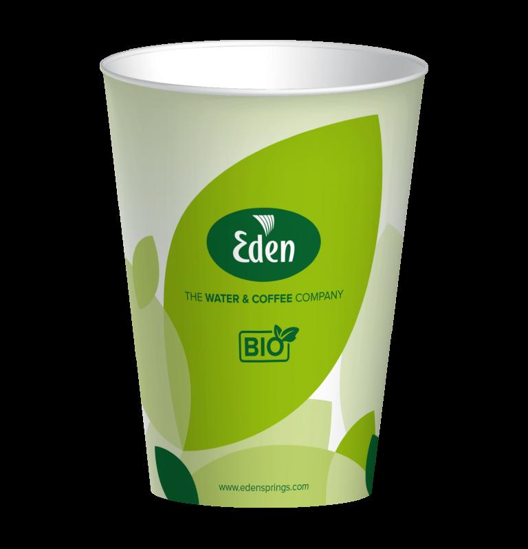 Eden Springs Launch Pioneering Reusable Paper Cup