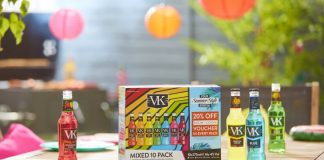 VK celebrates retail listings with major summer campaign