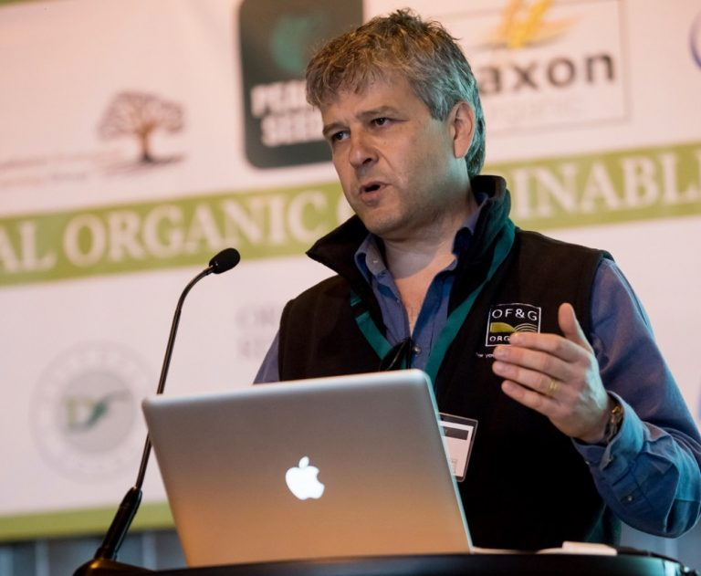 Organic food industry expressed unease over's Defra's gene editing announcement