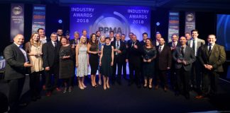 Entry now open for PPMA Group Industry Awards 2019