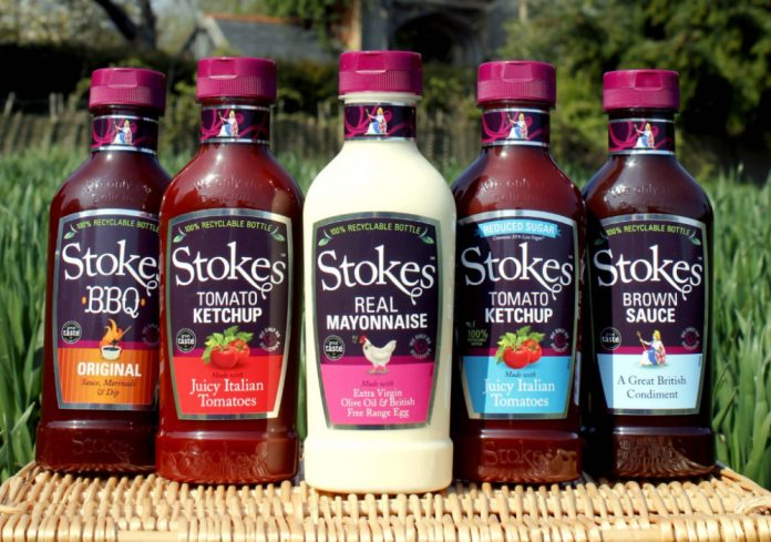 Stokes Sauces takes on big brands with new 'squeezy' range