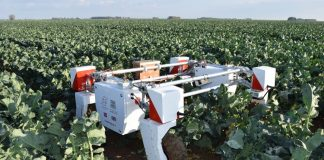 UK to create first global centre of excellence in agri-robots