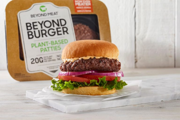 Beyond Meat to open production facility in China