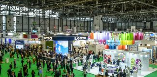 Record visitors and exhibitors for Vitafoods Europe