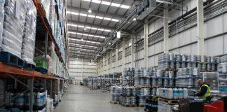 Star Refrigeration installs CO2 solution for BrewDog's beer warehouse