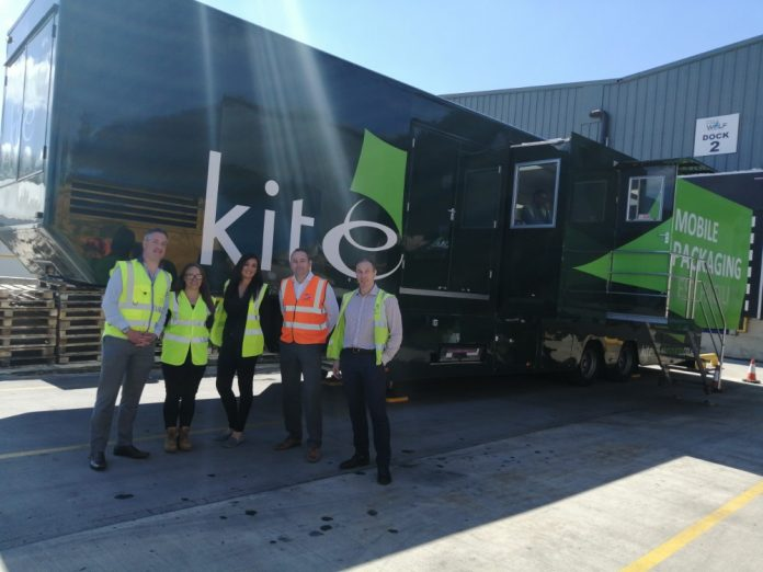 Kite Packaging's Mobile Test Facility goes to Pacwolf